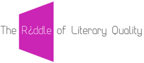 logo The Riddle of Literary Quality